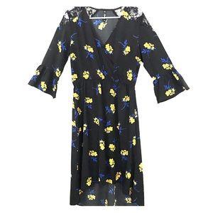 ASOS High Low Midi Dress